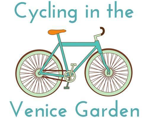 Cycling in the Venice Garden